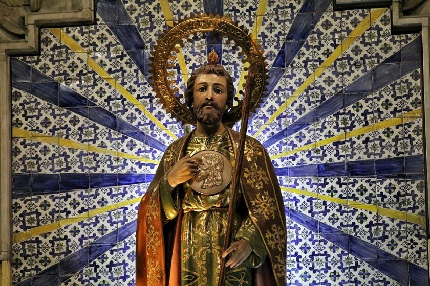 San Judas Tadeo El Color De La Fe